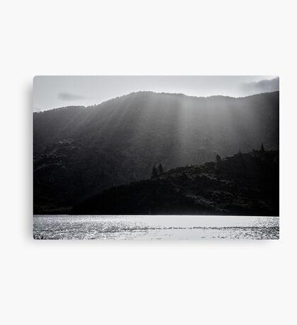 Breaking Through Canvas Print