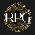 RPG Logo dark by RPGMerch