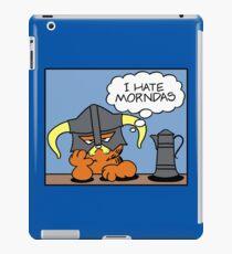 The Lasagnaborn iPad Case/Skin