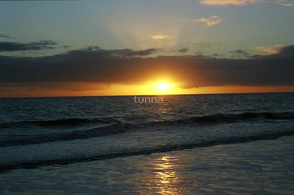 Brilliant Sunset Hove SA by tunna