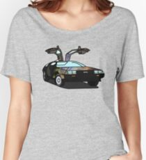 Back to the Universe Women's Relaxed Fit T-Shirt