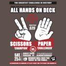 ROCK PAPER SCISSORS by Teevolution