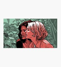 Mulholland Drive Photographic Print