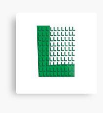L is for Luigi Metal Print