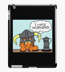 The Lasagnaborn (Cyan Version) iPad Case/Skin