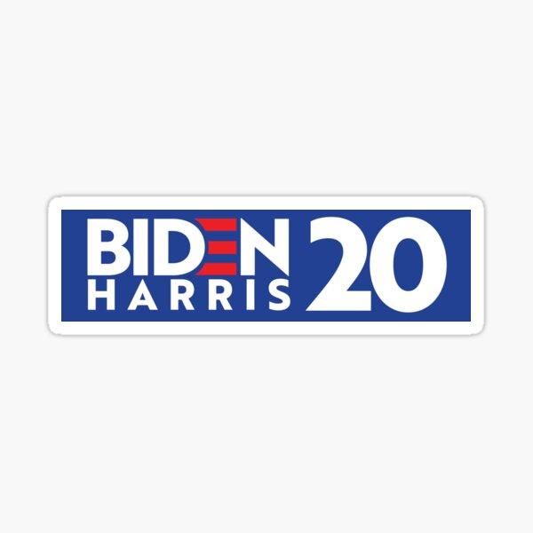 BIDEN / HARRIS Bumper Sticker Sticker