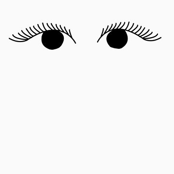 Peaking Eyes by StaceyN