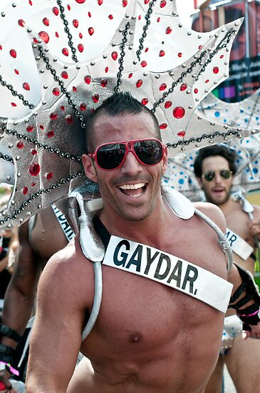 Gaydar - or getting in touch with your feminine side by ©FoxfireGallery / FloorOne Photography