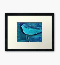 The Bird - 07a Framed Print