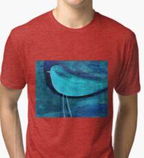 The Bird - 07a Tri-blend T-Shirt