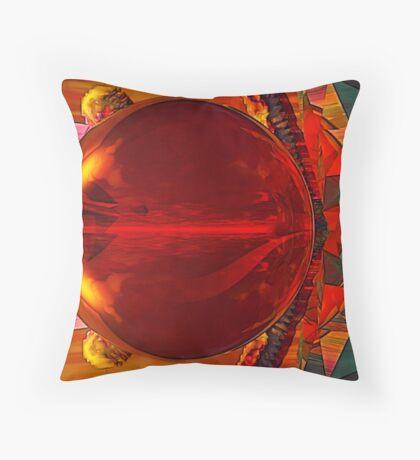 Phormica #1 Throw Pillow