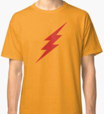 red lightning Classic T-Shirt