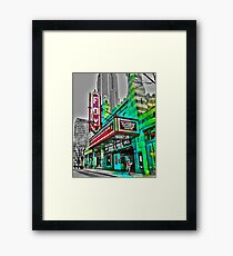 The Fabulous Fox Theater - Atlanta, Georgia Framed Print