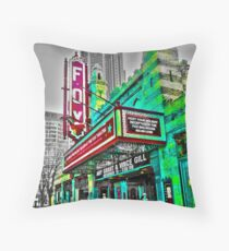The Fabulous Fox Theater - Atlanta, Georgia Throw Pillow