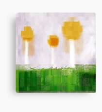 The Tree Trees - 3305t3t Canvas Print