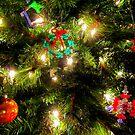 Simply Beautiful Christmas Tree by Debbie Robbins