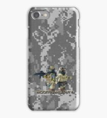 Modern Military digital camo 2 iPhone Case/Skin
