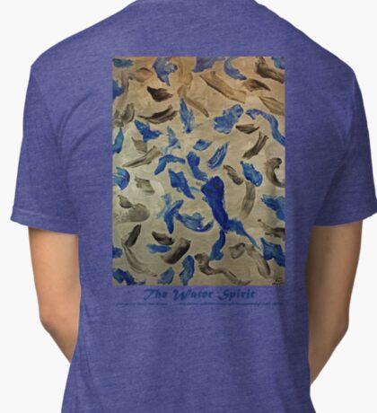 The Water Spirit Tri-blend T-Shirt