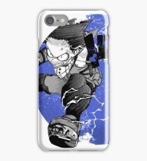 Deku - Boku no hero academia  iPhone Case/Skin