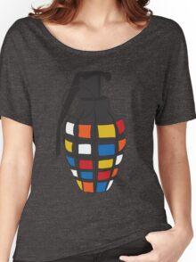 Rubik's Grenade Women's Relaxed Fit T-Shirt