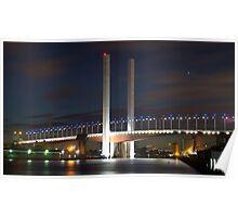 Bridge Overy Murky Waters Poster