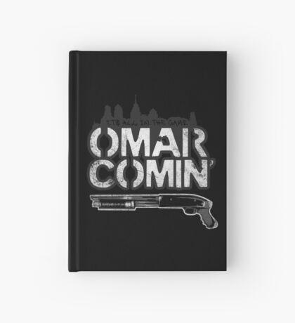 Omar Comin' Hardcover Journal