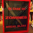 Zombie Preparedness Kit by taatofu2