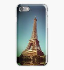 Tour Eiffel iPhone Case/Skin