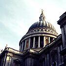 St Paul's by babibell