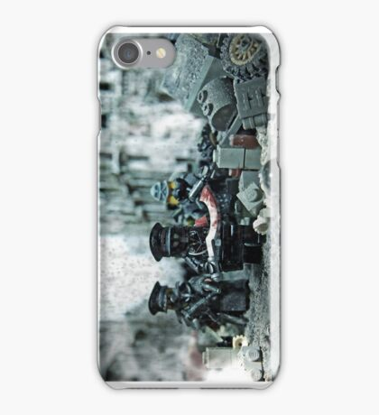 Weird War II  iPhone Case/Skin