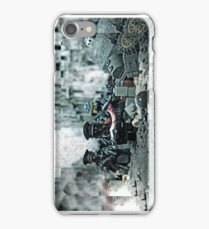 Weird War II 2 iPhone Case/Skin