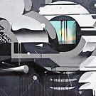 Geometrical Graffiti by yurix