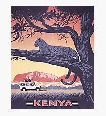Kenia Fotodruck