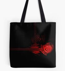 Th wounded heart Tote Bag