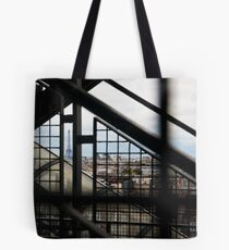 Eiffel Tower... Hidden Tote Bag