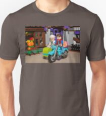 Marty and Doc ride T-Shirt