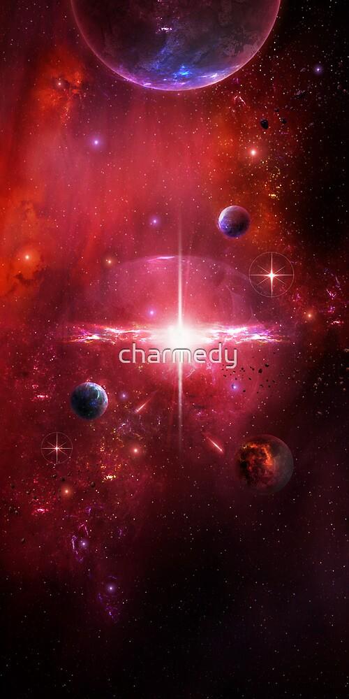Cosmic Dust by charmedy