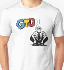 GTO Smoking T-Shirt