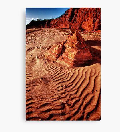 Sandscapes Canvas Print
