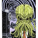 The Collect call of Cthulhu by Jeremy  Couturier