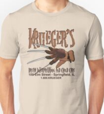 Krueger's Dream Interpretation And Child Care Unisex T-Shirt