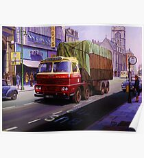 Smith of Maddiston Scammell Routeman II Poster