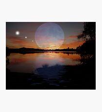 Mysticism Photographic Print