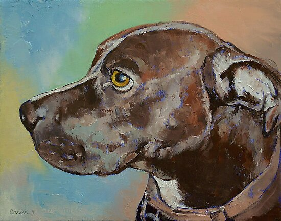 Tyson by Michael Creese
