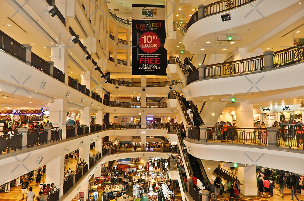 Shopping Mall by M-A-K