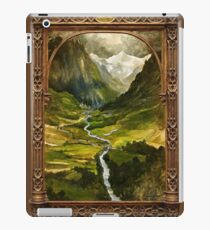 The Ring is taken to Rivendell iPad Case/Skin