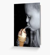 I Scream For Ice Cream! Greeting Card