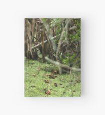 Cypress Stump Hardcover Journal