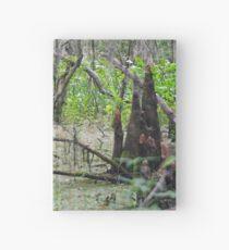 Swamp Floor Hardcover Journal