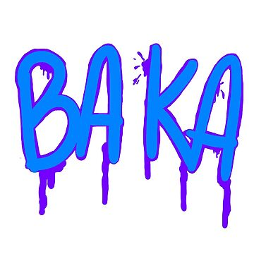 Baka Series- White and Purple by SinisterFoxx